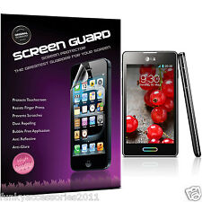 5 Pack High Quality Excellent Scratch Screen Protector for LG Optimus L5 II E460
