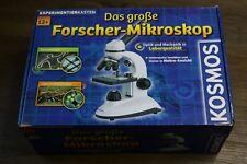 Kosmos das große forscher mikroskop ebay