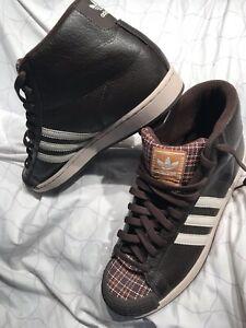 Adidas Originals Half-Shell Toe Hi-Top