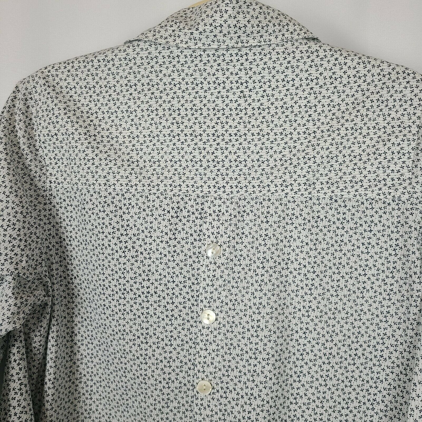 Tulip Women's Button Down Blouse Size Small Overs… - image 5