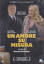 Dvd **UN AMORE SU MISURA** di Renato Pozzetto nuovo sigillato 2006