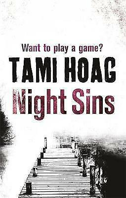 1 of 1 - Night Sins by Tami Hoag (Paperback) New Book