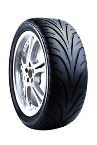 Neumáticos FEDERAL 595 RS-R (SEMI-SLICK) 255/35/W 18 90 Verano