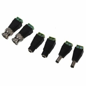 2pzs-Coaxial-Cat5-a-BNC-Macho-4-Pzs-5-5x2-1mm-Conector-de-CCTV-de-potenci-G2Z2