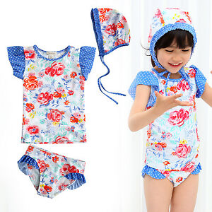 e4793b72a Vaenait Baby Toddler Kid Girl Tankini Bikini bathing suit