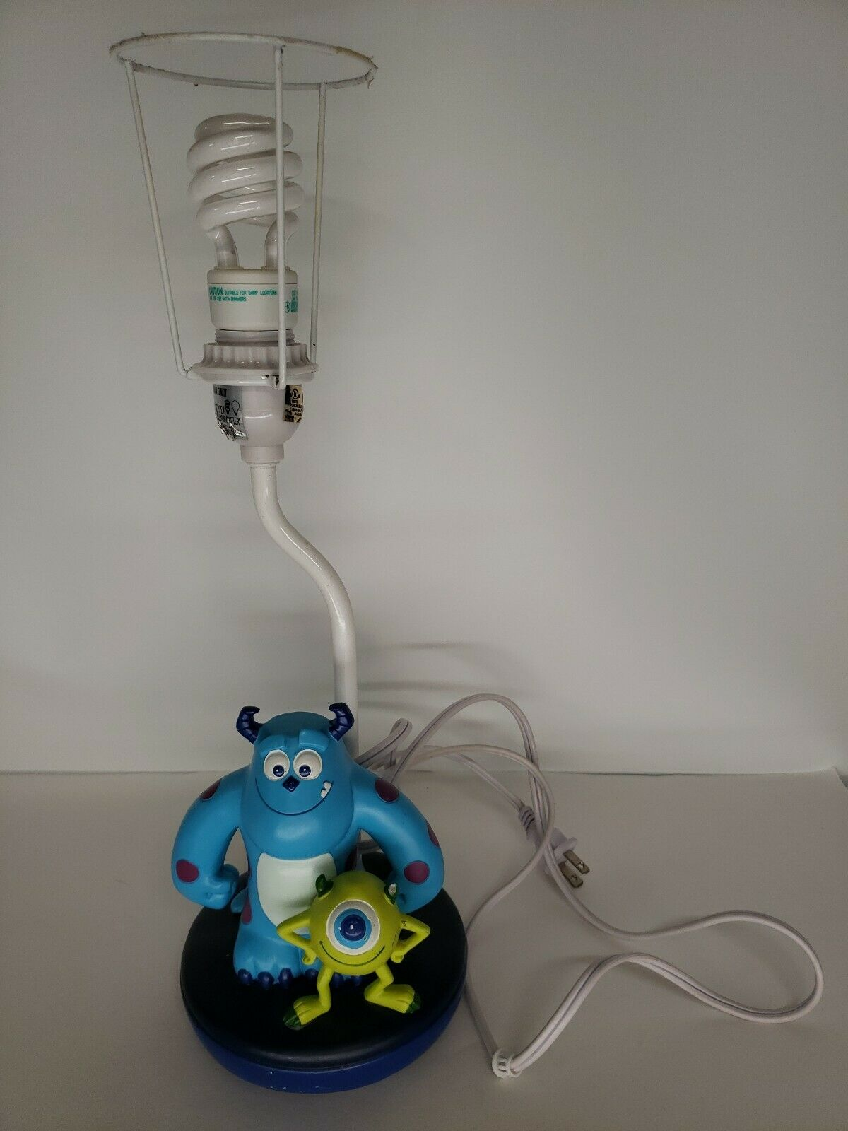 Disney Baby Monsters Inc Lamp And Shade Model 18951239 For Sale Online Ebay