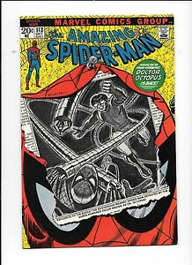 The-Amazing-Spider-Man-113-October-1972