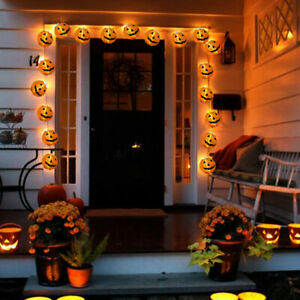 1-2M-10-LED-Pumpkin-String-Lights-Lantern-Fairy-Light-String-Halloween-Home-Deco