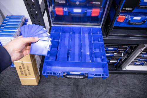 StorageTek Van Storage  Van Racking Van Shelving  Rola Case Rolacase  Compatible