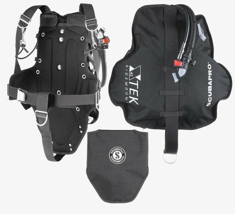 Scubapro Sidemount BCD Free Shipping