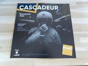 Cascadeur-Camara-Plv-30-X-30cm-i-Display