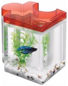 Aqueon-Betta-Puzzle-Aquarium-Kit-1-2-Gallon-Red