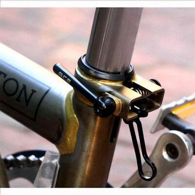Shift Cable Lock Bolts for Brompton Bicycle barrel nut ACE Titanium Derailleur