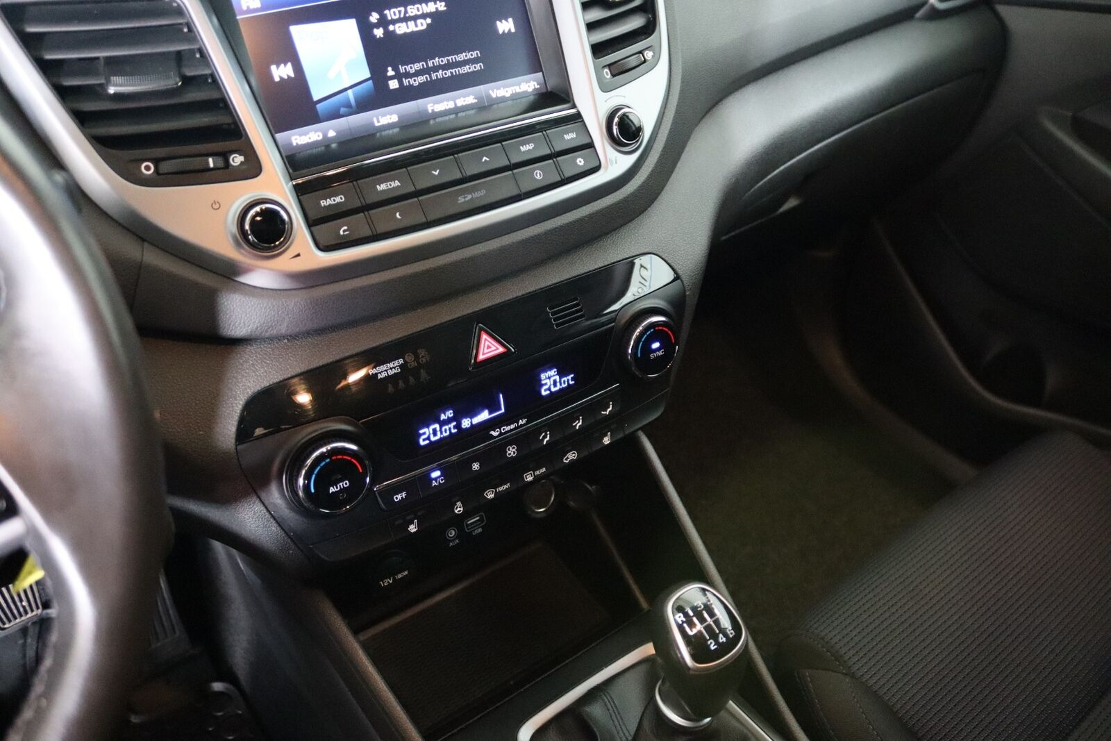 Hyundai Tucson 1,7 CRDi 115 Trend - billede 12