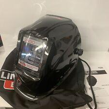 Lincoln Viking 2450 Auto Darkening Welding Helmet With4c Lens K3028 4 Missing Read