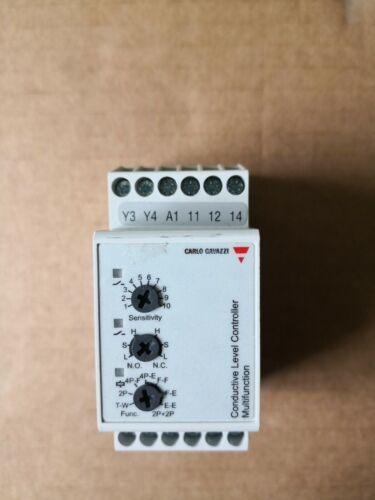 Carlo Gavazzi conductiva Multifunción CLD4MA2D230 regulador de nivel