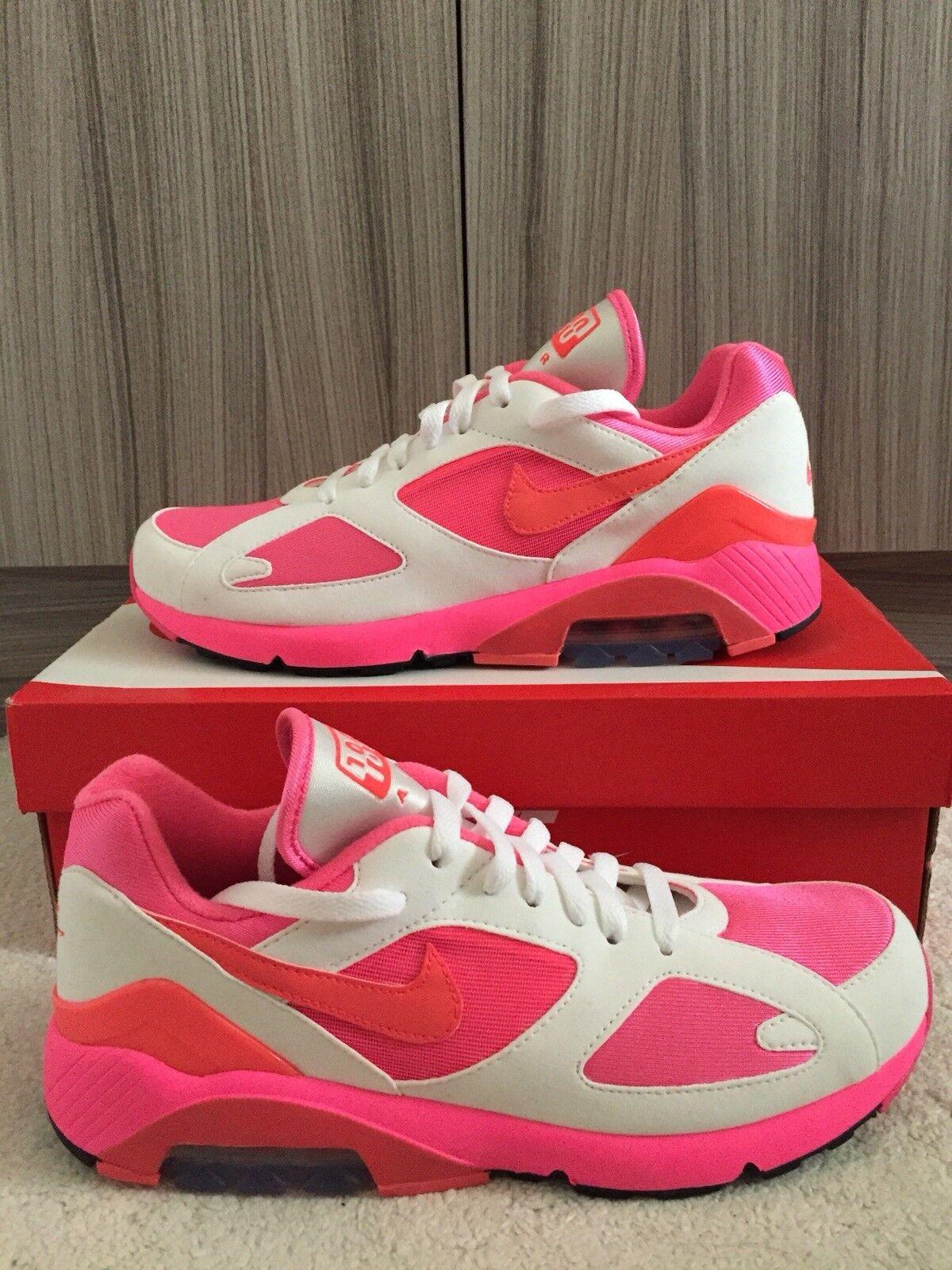 best service df605 f1884 Comme Comme Comme Des Garçons x Nike Air Max 180/Taille 6.5 5d5f03 ...