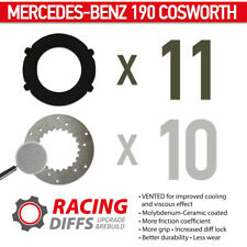 Limited Slip Differential Upgrade Clutch Plate Set Fitsmercedes 190e Cosworth