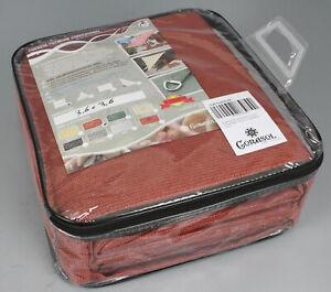 Analytique Corasol Premium Auvent 3,6 X 3,6 M Carré Rostrot Capote Kr4-css-afficher Le Titre D'origine Les Produits Sont Disponibles Sans Restriction