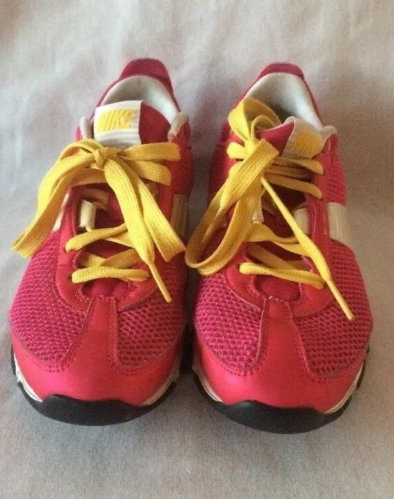 NIKE Women's Nike Zoom Midfit Sneakers Sz 8.6 Pink White Shoes Seasonal price cuts, discount benefits