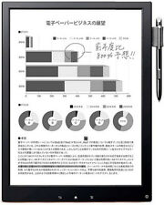 Sony DPT-S1 (Sony Digital Paper) e-reader Japanese Version