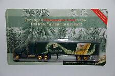 Werbetruck - Sattelzug Wernesgrüner Weihnachtstruck - 1