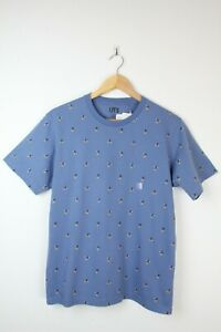MICKEY MOUSE X UNIQLO T-Shirt - Sz S Blue Mens Unisex NWT Japan Minnie Womens