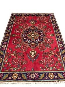 KASHKULI 152 ANTIQUE Hand Knotted wool rug VERY FINE