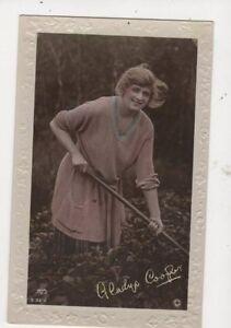 Gladys-Cooper-Actress-Vintage-RP-Postcard-531a