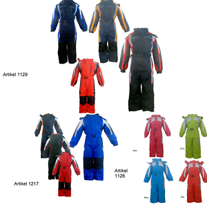 Neige-Costume-Combinaison-de-ski-hiver-costume-Neige-overall-skioverall-enfants-jeunes-filles