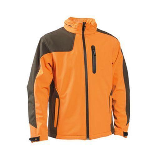 Deerhunter 5091  Argonne Softshell chaqueta  669-naranja, tamaño xl