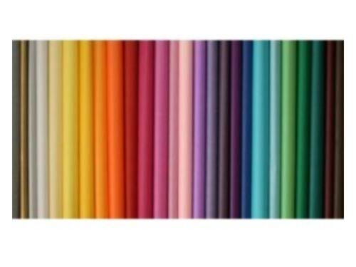 LUXE 18gsm cadeau emballage conditionnement feuilles papier de soie 50 x 75 cm