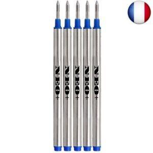 NEO+ Recharges de stylo compatibles avec les stylos à bille Mont Blanc de