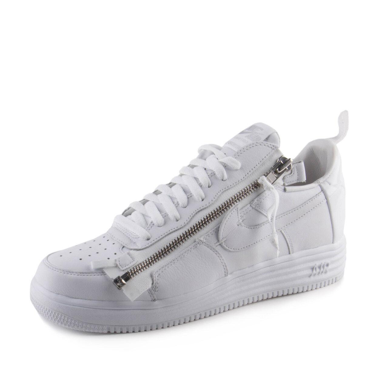Nike Mens Lunar Force 1 Acronym '17 White AJ6247-100 AF100