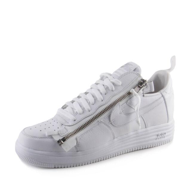 100% authentic fa417 93817 Nike Mens Lunar Force 1 Acronym  17 White AJ6247-100 AF100