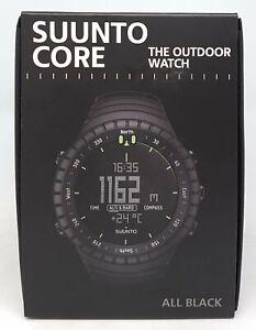 Suunto-Core-All-Black-Outdoor-Uhr-fuer-alle-Hoehenlagen-in-OVP-Haendler