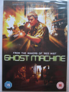 Ghost-Machine-DVD-2010-NEW-SEALED-PAL-Region-2