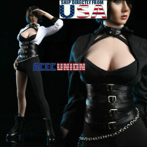 """1//6 Tactical Shirt Tights Clothing Set For 12/"""" TBLeague PHICEN Hot Toys Figure"""