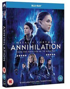 Annihilation-Blu-ray