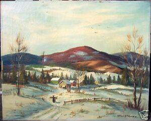William-H-Schwarz-Original-Oil-on-Canvas-ca-1960