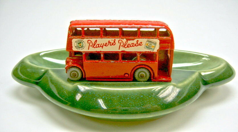 MATCHBOX rw 05b London  Bus  players please  sur céramique bol  juste l'acheter