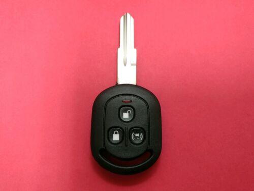 VQQRK960NAT Remote Head Key Chevrolet Aveo OEM Hatchback Remote