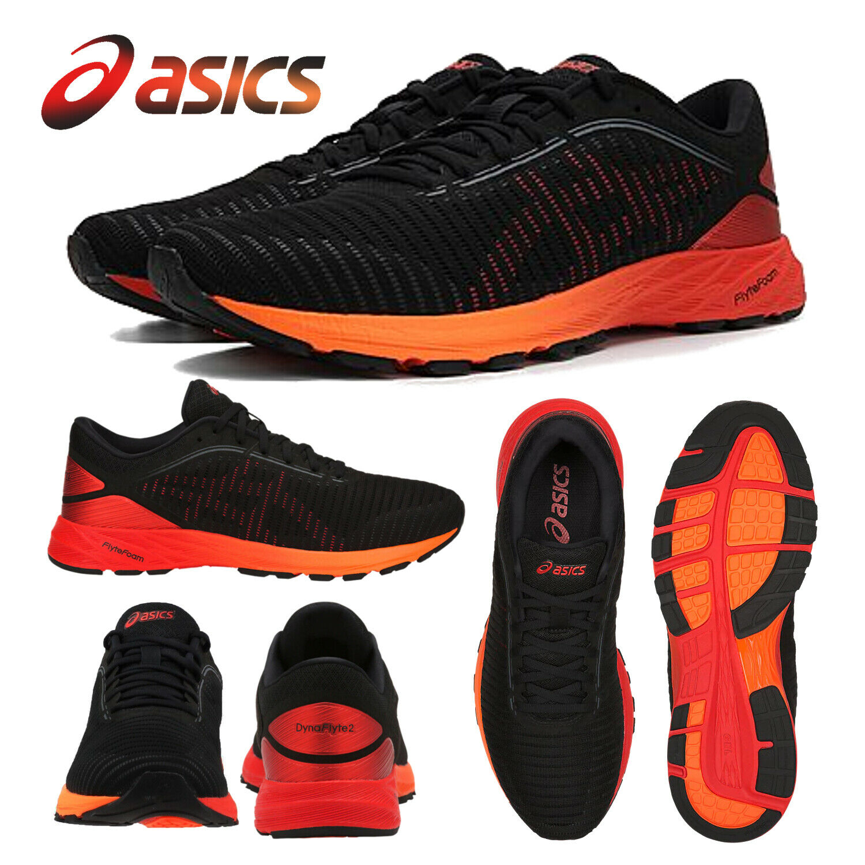 Asics DynaFlyte 2 Running shoes Men's Sneakers Size 12 T7D0N 9023 RP  130 orange