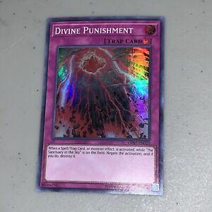 """Near Mint 1 Common Edition! 3x /""""Divine Punishment/"""" SR05-EN035 YUGIOH!"""