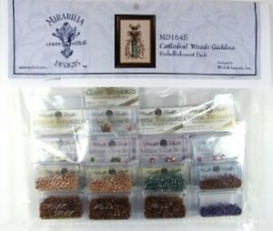 Cathedral-Woods-Goddess-Embellishment-Pack-MD164E-Mirabilia-New