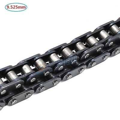 10 PCS 06B-1 Chain Connector 9.525mm Pitch for #35 Roller Sprocket Chain