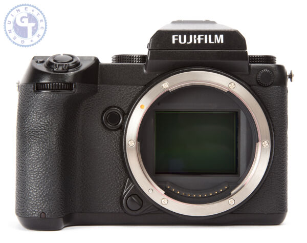 100% Vrai Fujifilm Gfx 50 S 51.4mp Moyen Format Compacts Caméra (boîtier Seulement) Les Consommateurs D'Abord
