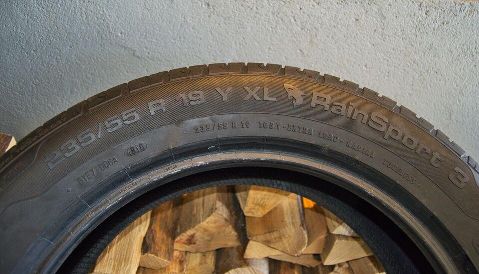 SUV-dæk, Uniroyal, 235 / 55 / R19