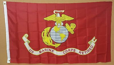USMC CAMO UNITED STATES MARINES  3/'x5/' FLAG MARINE CORPS BANNER MILITARY
