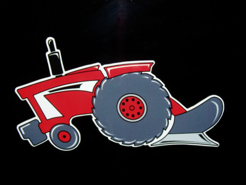 "Lot de 6 /""international IH Farmall/"" Dessin original Decal//Autocollant Tracteur gauche"